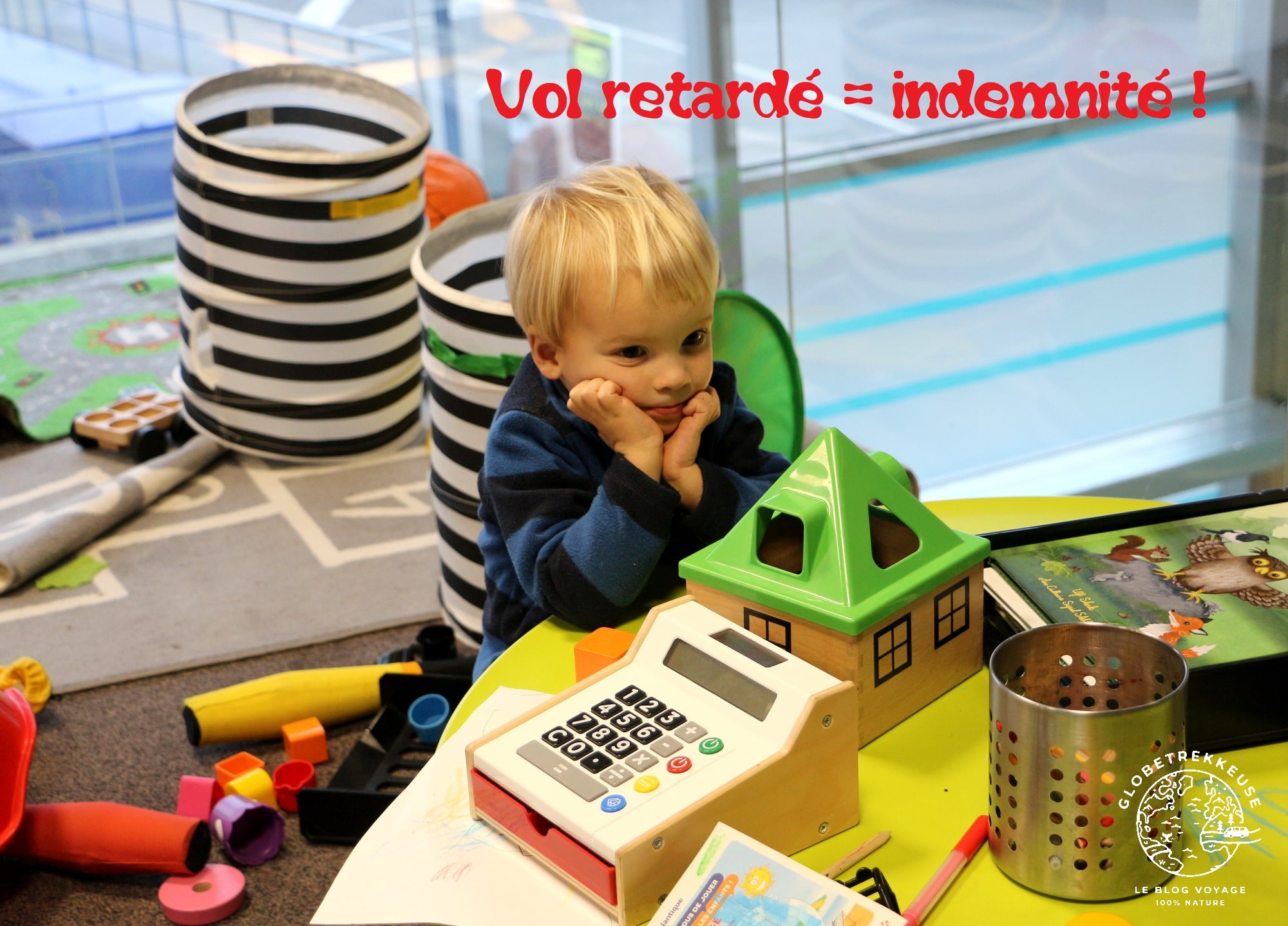 vol retard indemnite