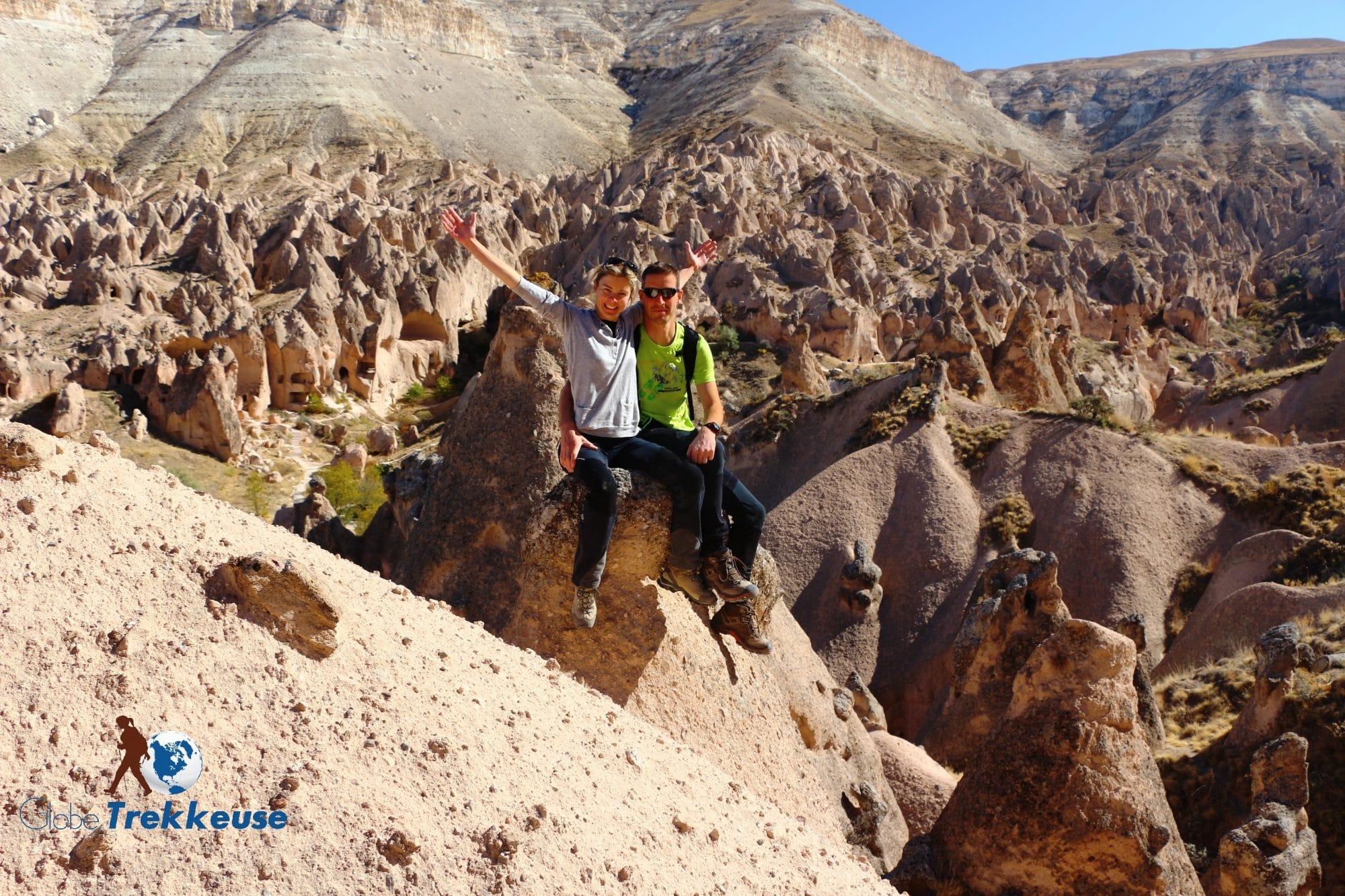 randonnee en cappadoce vallee rouge gtk