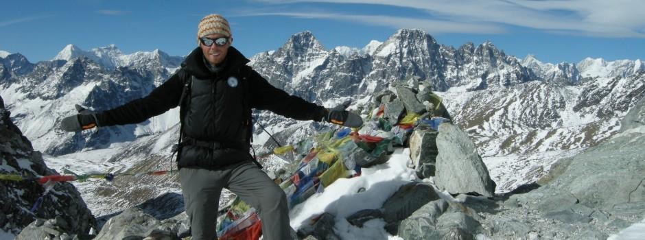 Guide de voyage Trekking, métier par passion (interview)