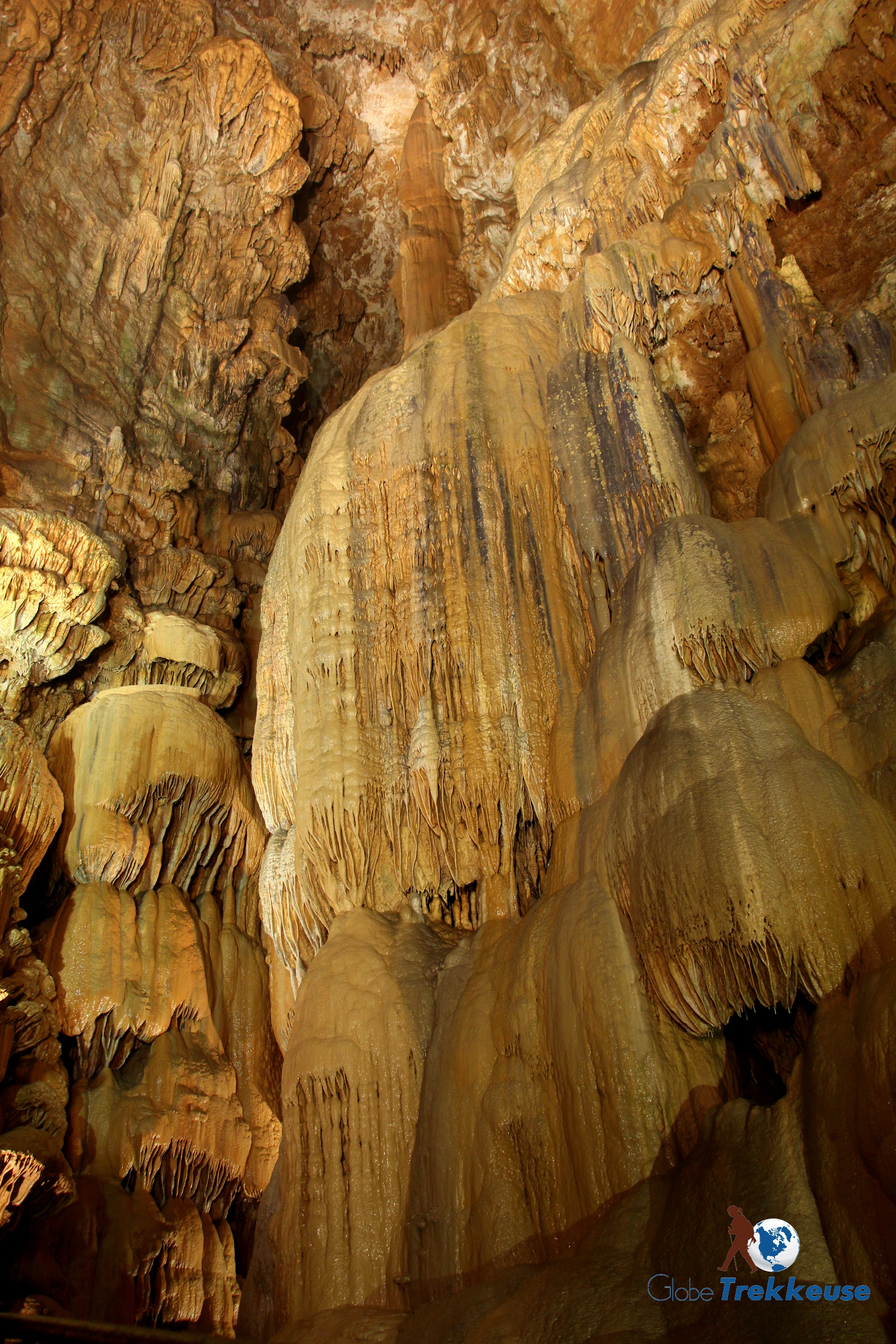 Gouffre de Padirac stalactites-geants