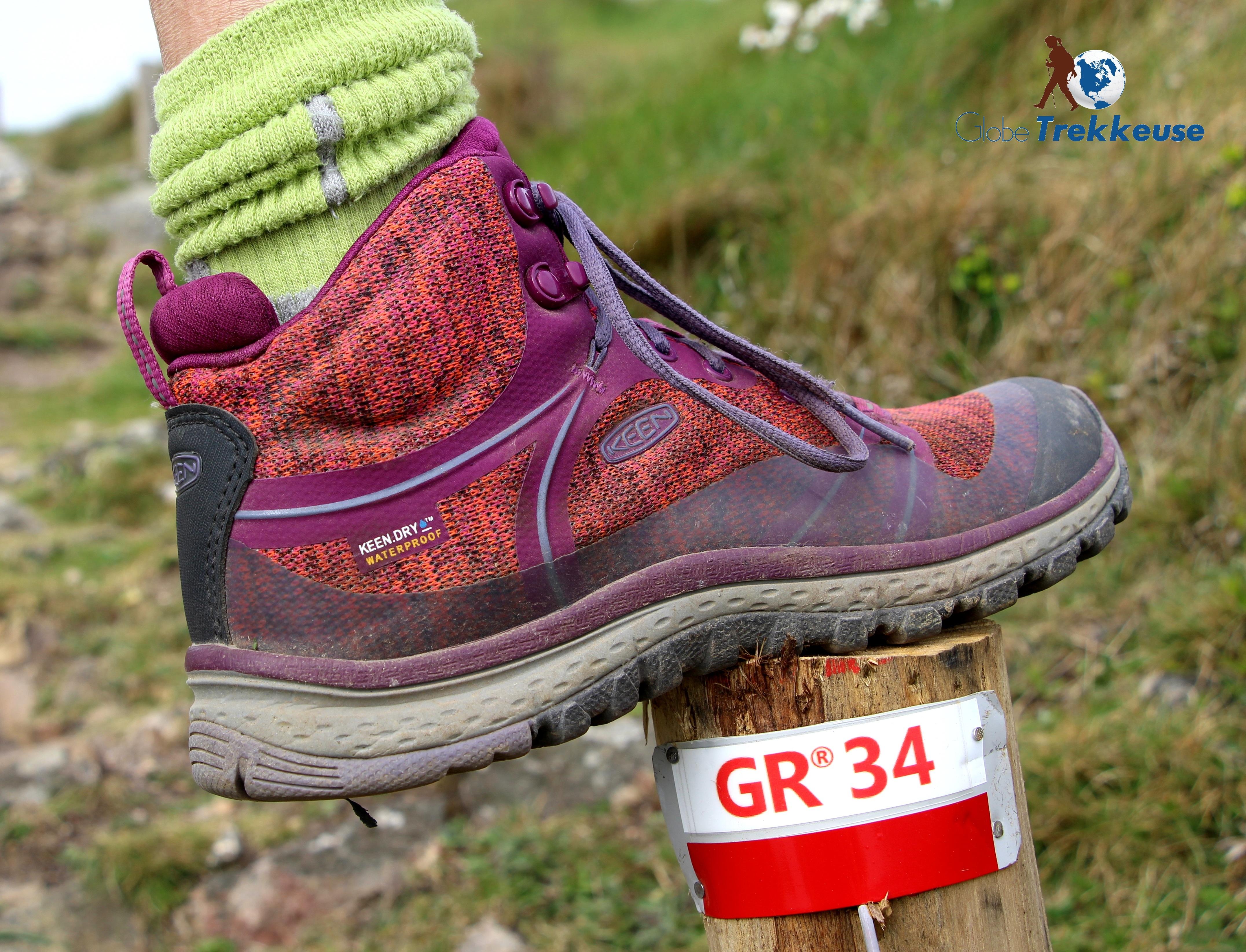 chaussures de randonnee keen terradora gr34