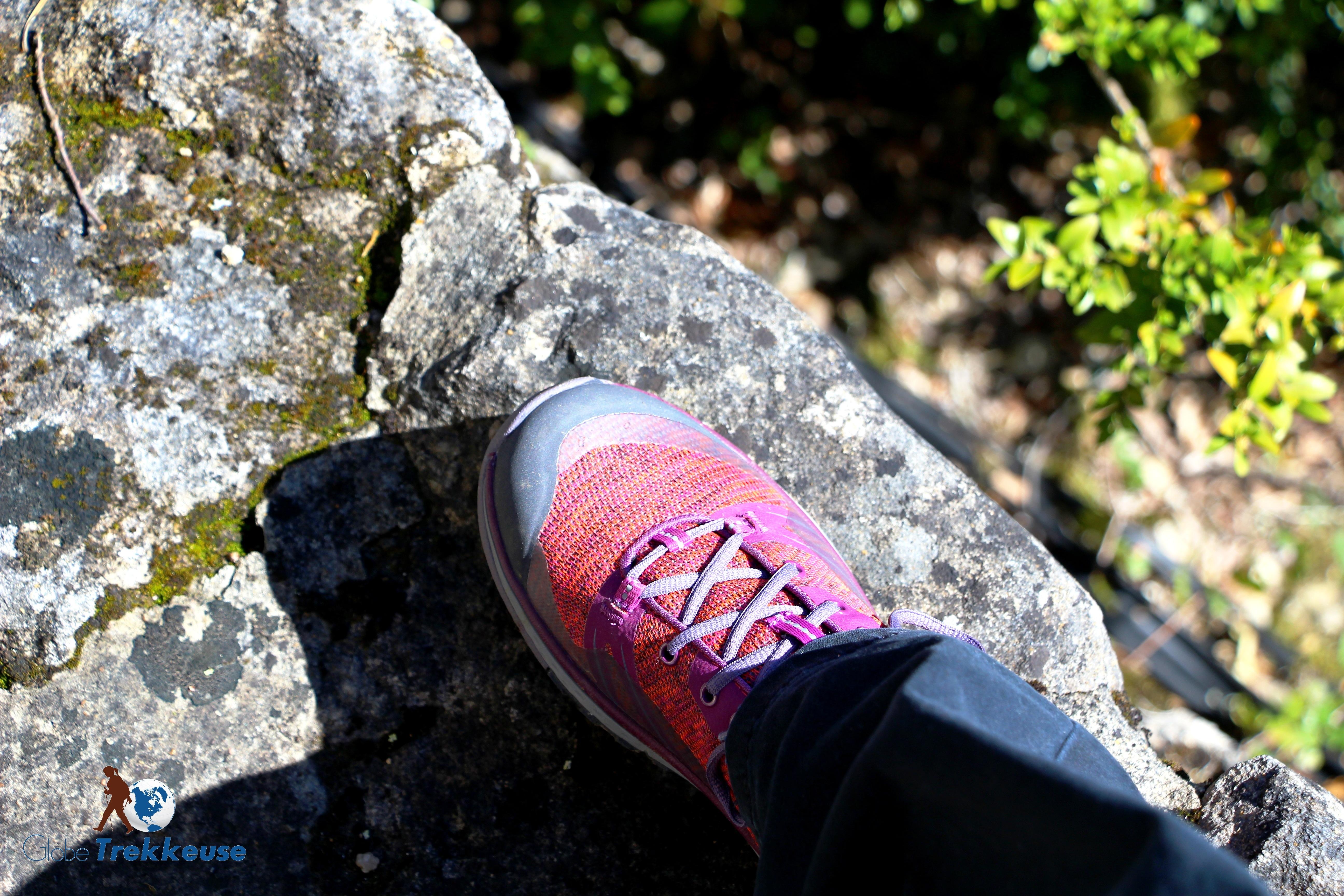 chaussures de randonnee keen terradora,terrain