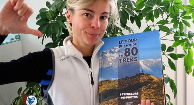 Le Tour du Monde en 80 treks (livre)