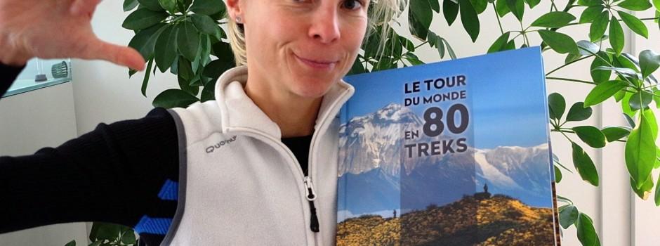 Ma sélection de livres 2017 pour voyageurs fans de nature et randonnée
