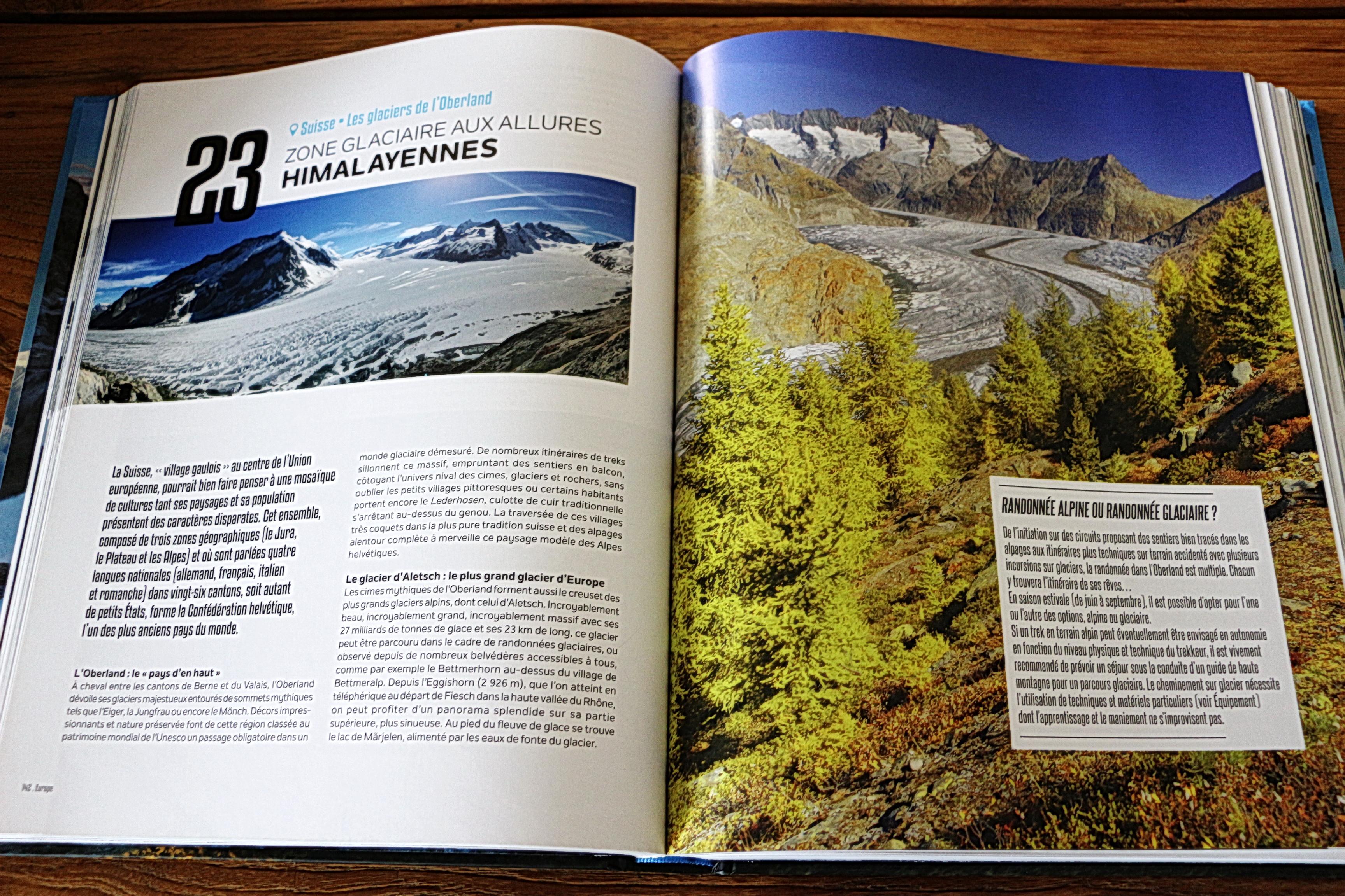 le tour du monde en 80 treks suisse