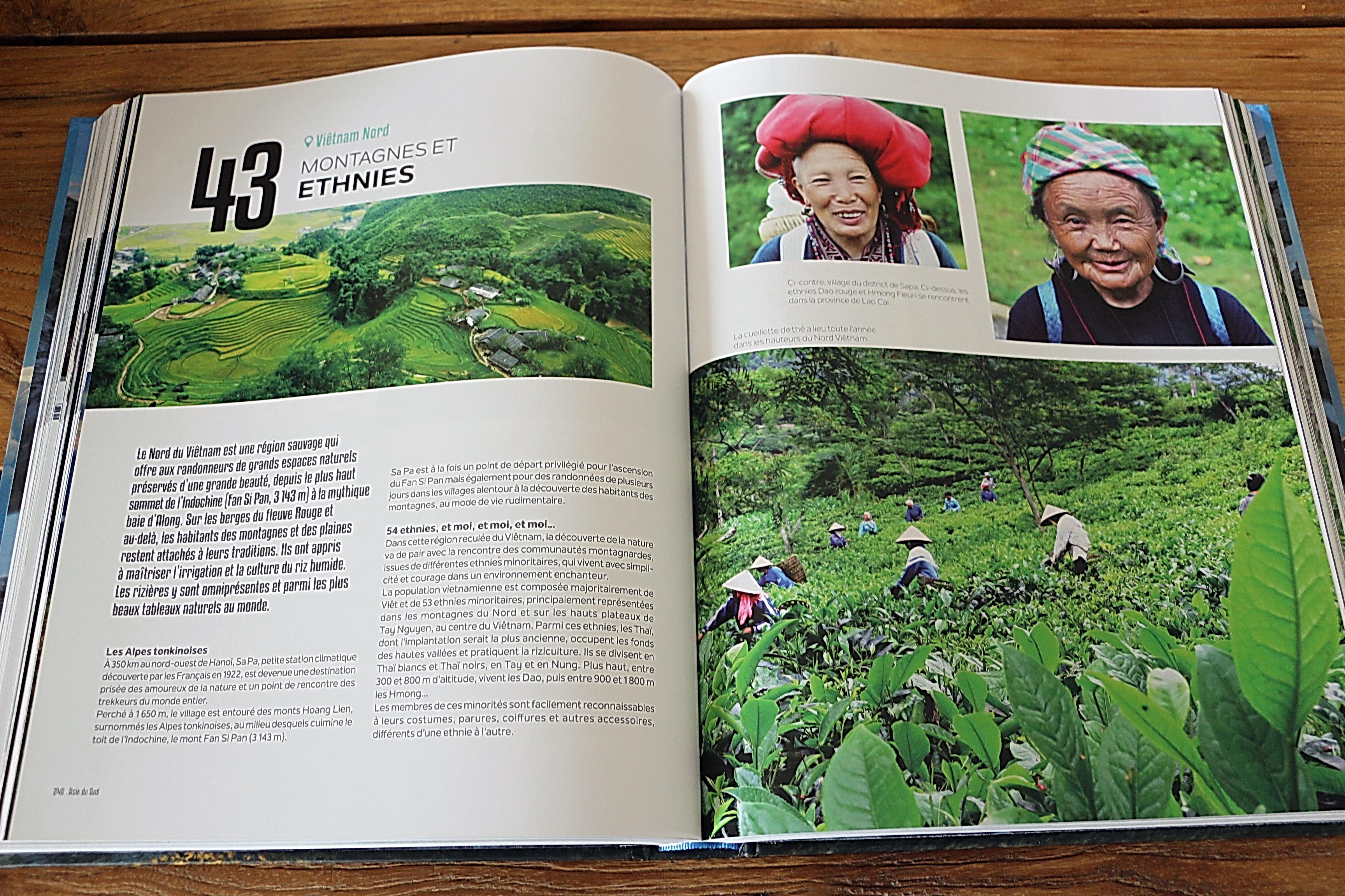 le tour du monde en 80 treks vietnam