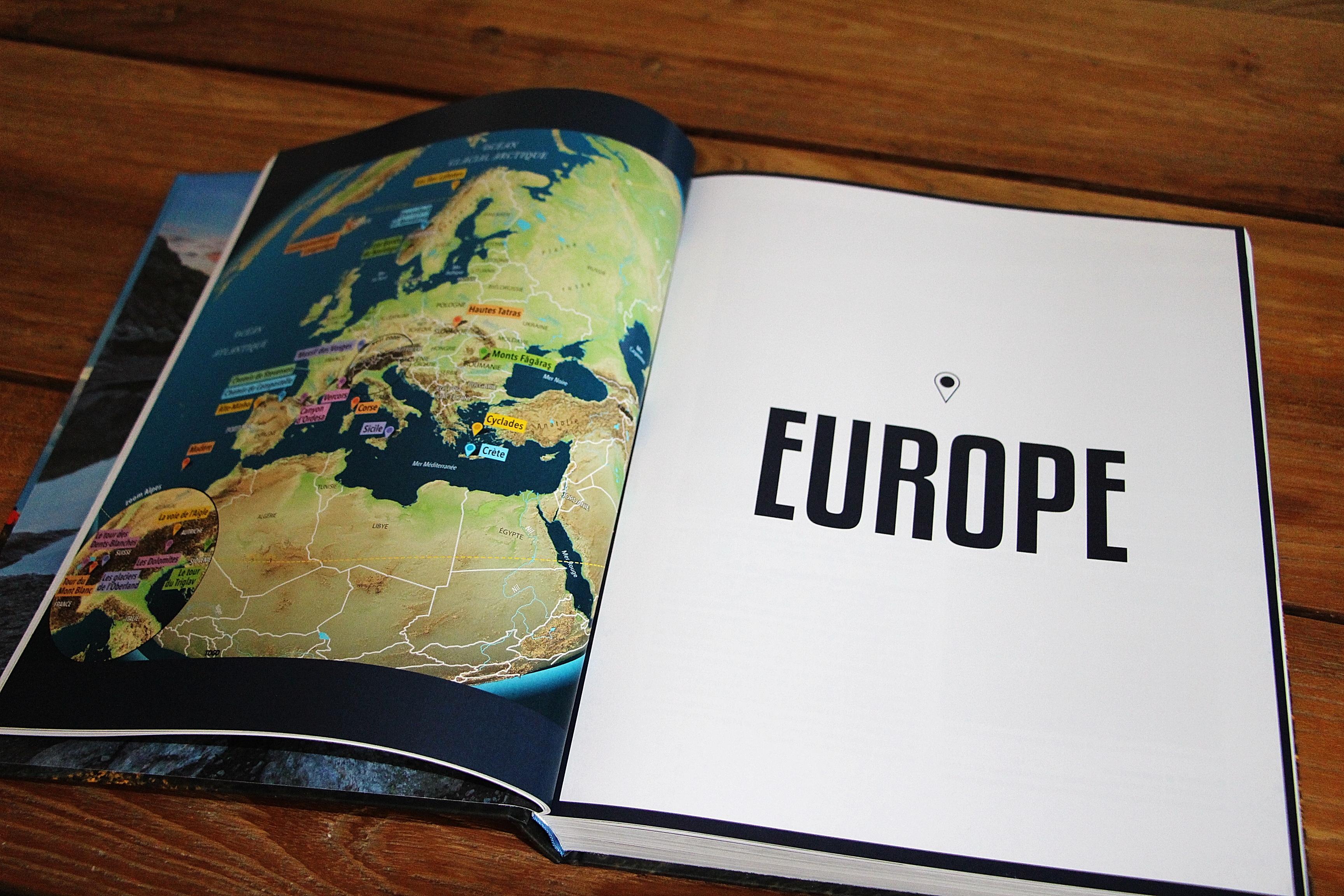 le tour du monde en 80 treks europe