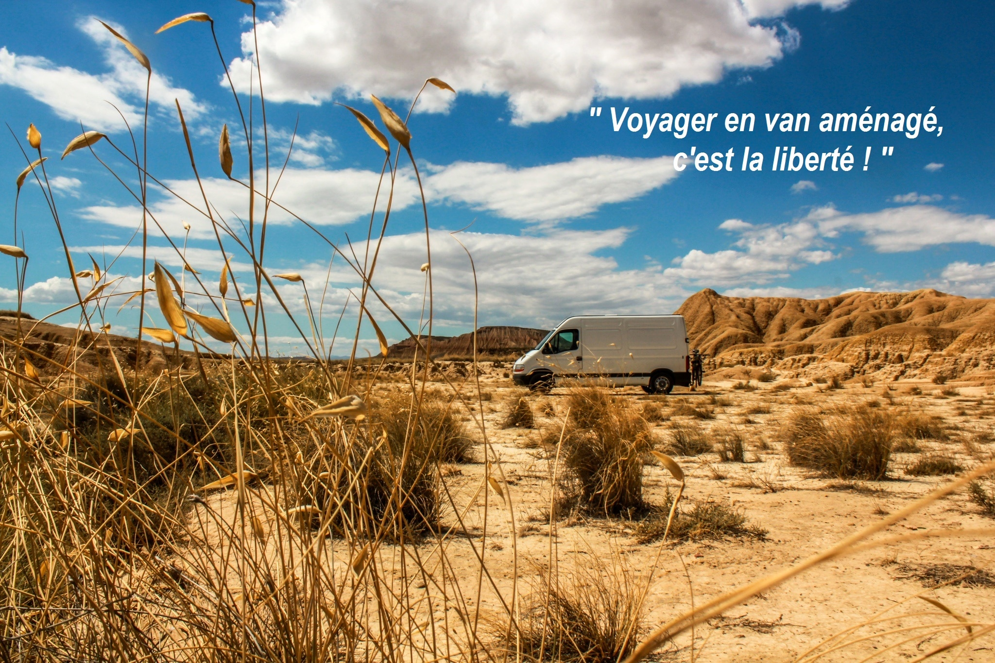 roadtrip en van amenage poimaventure