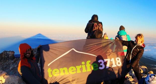 Ascension du Teide, le plus haut sommet d'Espagne (Tenerife)