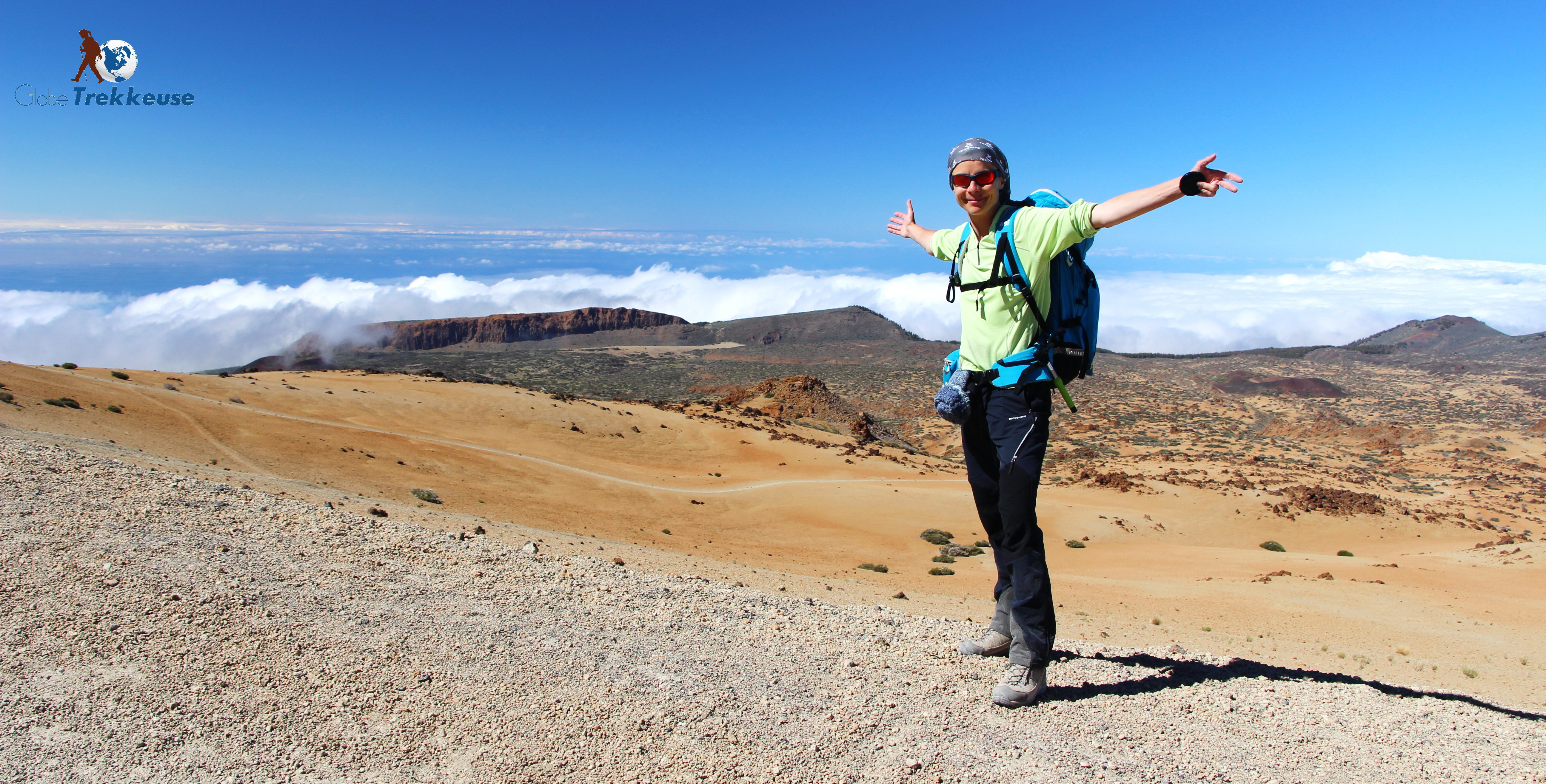 ascension du teide tenerife globetrekkeuse