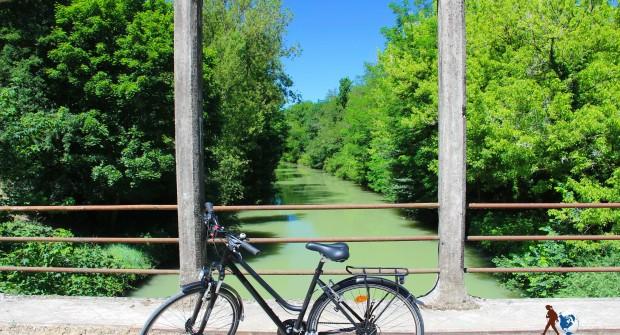 Canal des 2 Mers, 750 km à vélo de la Méditerranée à l'Atlantique