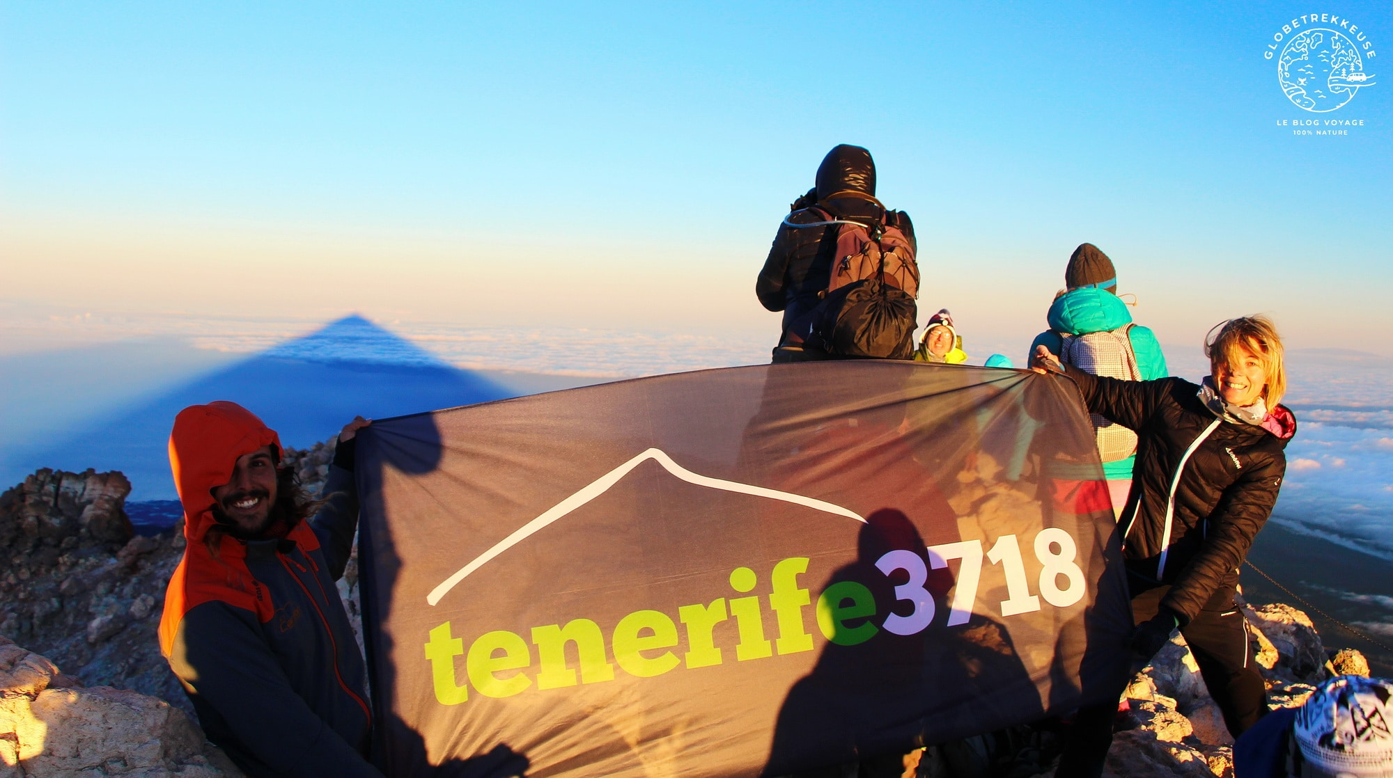 randonnee tenerife ascension teide