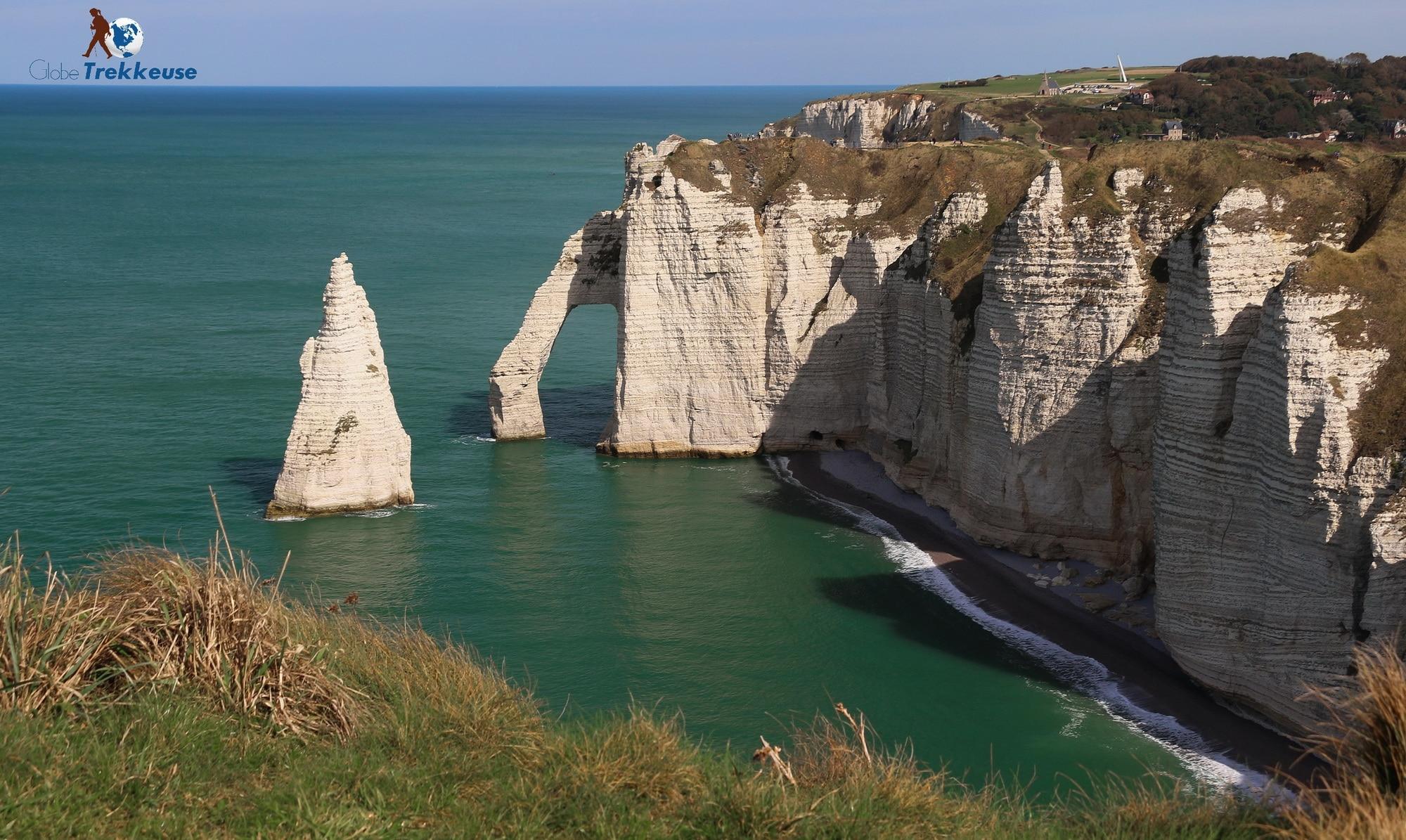 paysages de France etretat