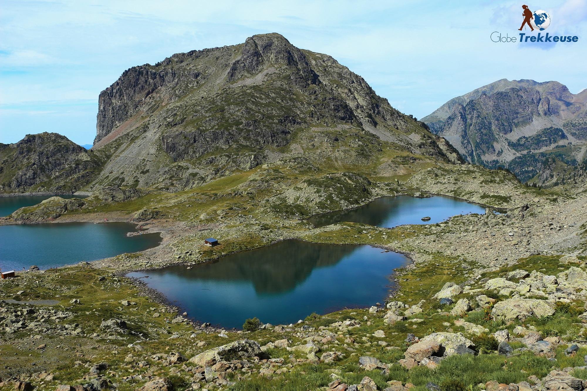 paysages de France lacs robert