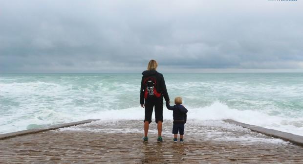 Jersey, break familial sur la plus grande des îles Anglo-Normandes