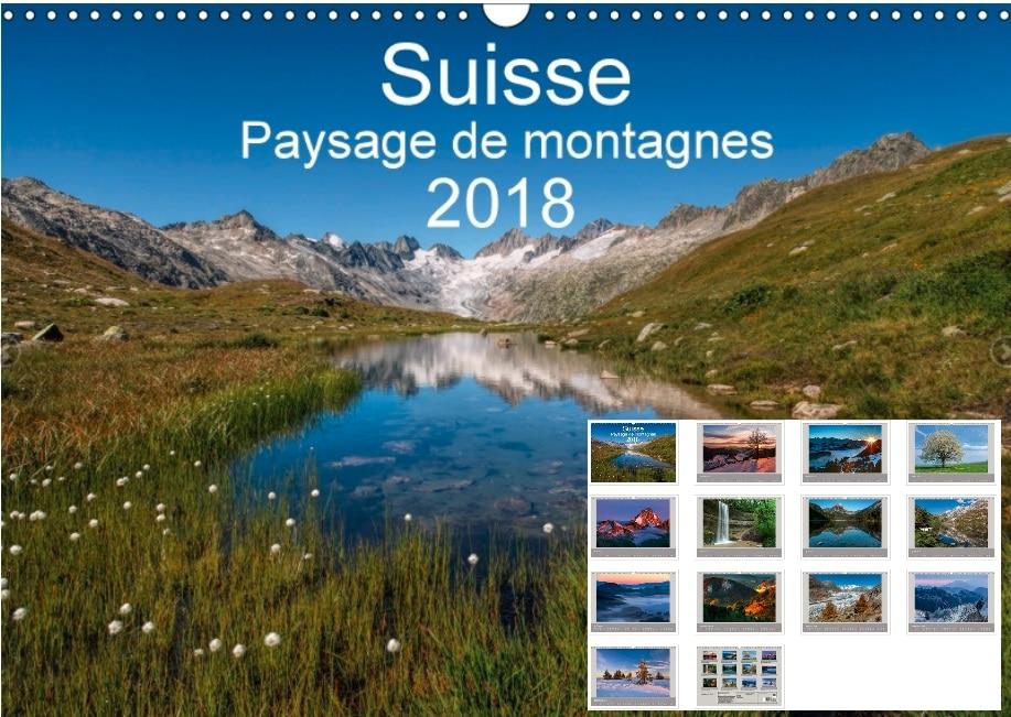 suisse montagne 2018