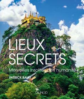 lieux secrets livre