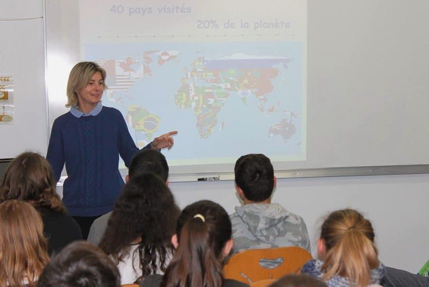 presentation globetrekkeuse college
