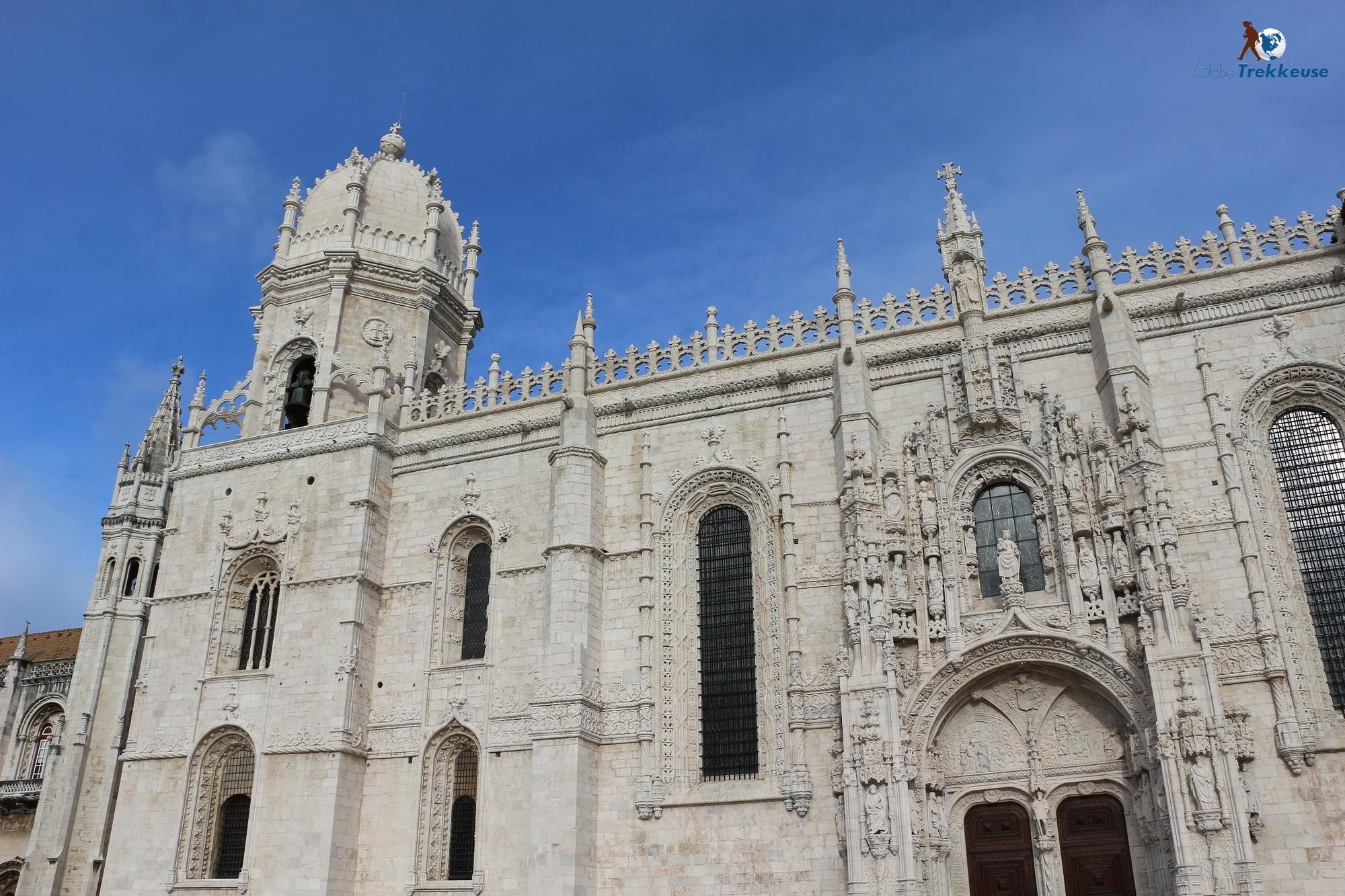 3 jours Lisbonne monastere hieronomyte