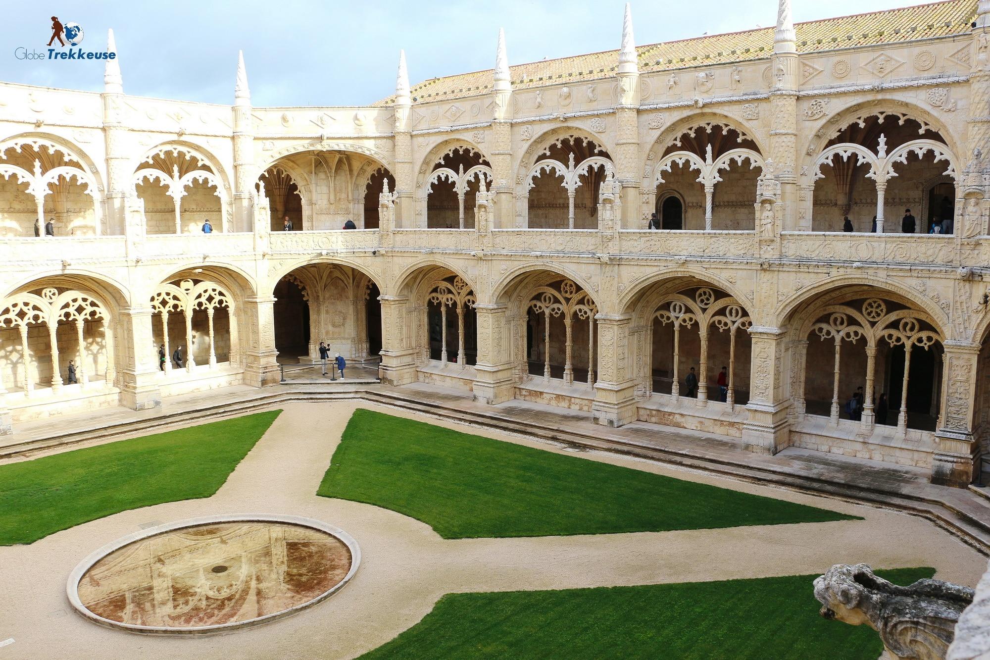 3 jours Lisbonne monastere jeronimos