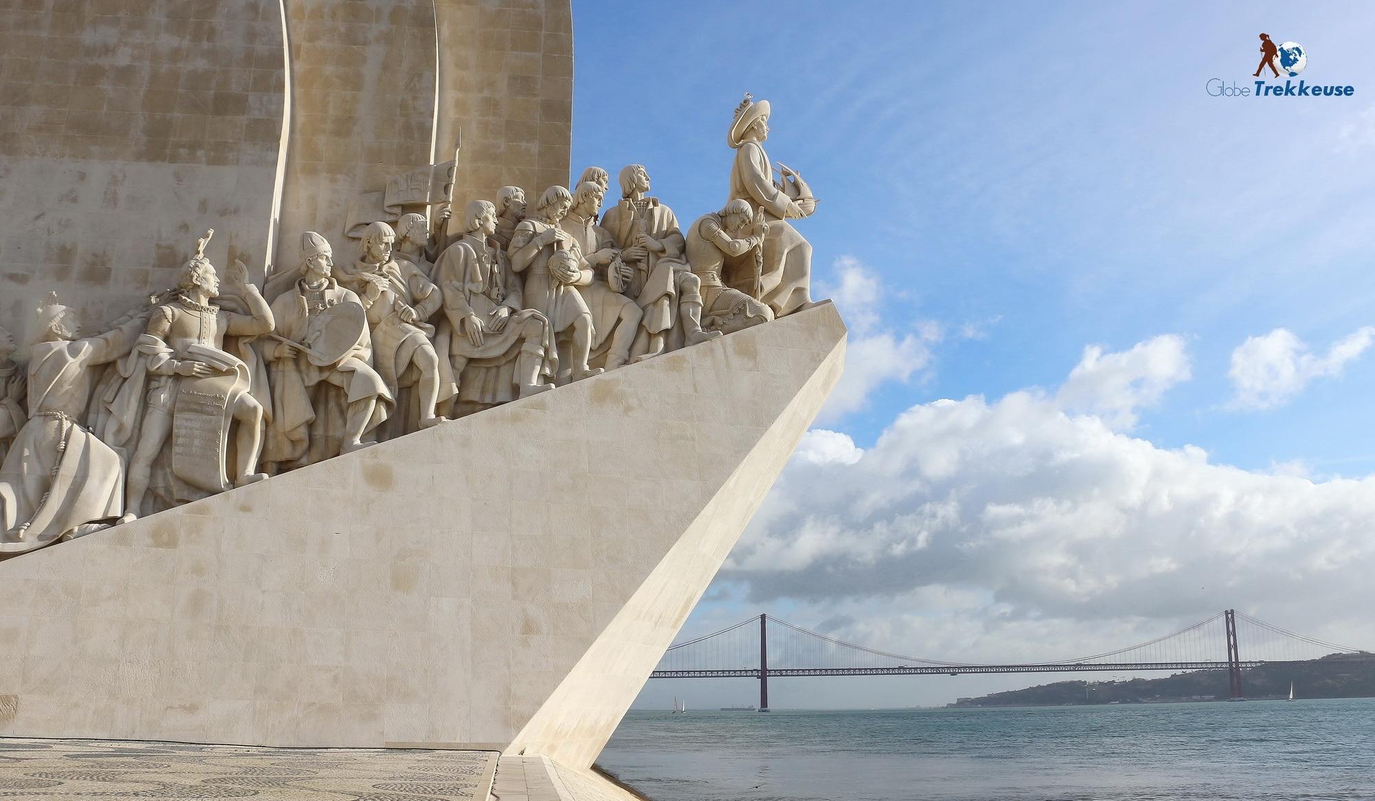 3 jours Lisbonne monument decouvertes