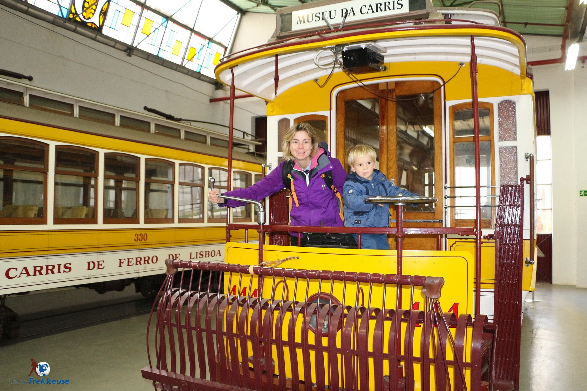3 jours Lisbonne musee trams