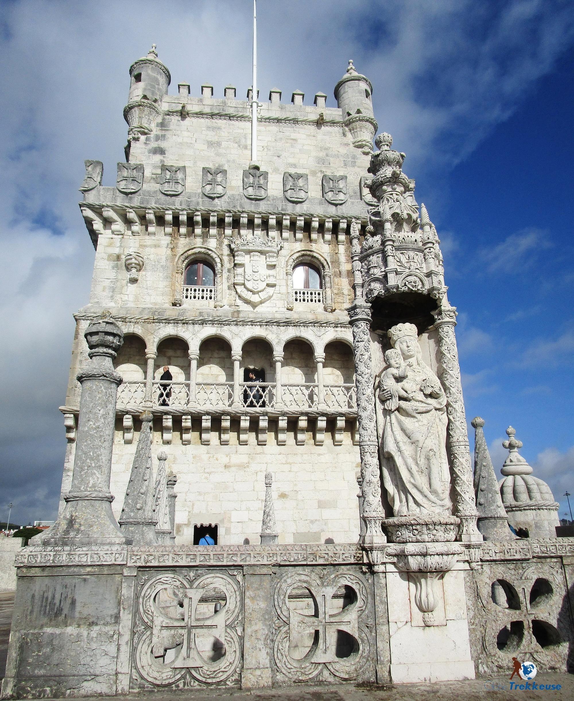 3 jours Lisbonne tour de belem