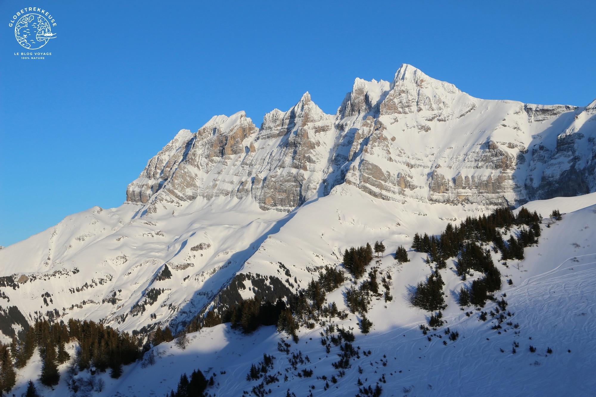 hiver en suisse dents midi