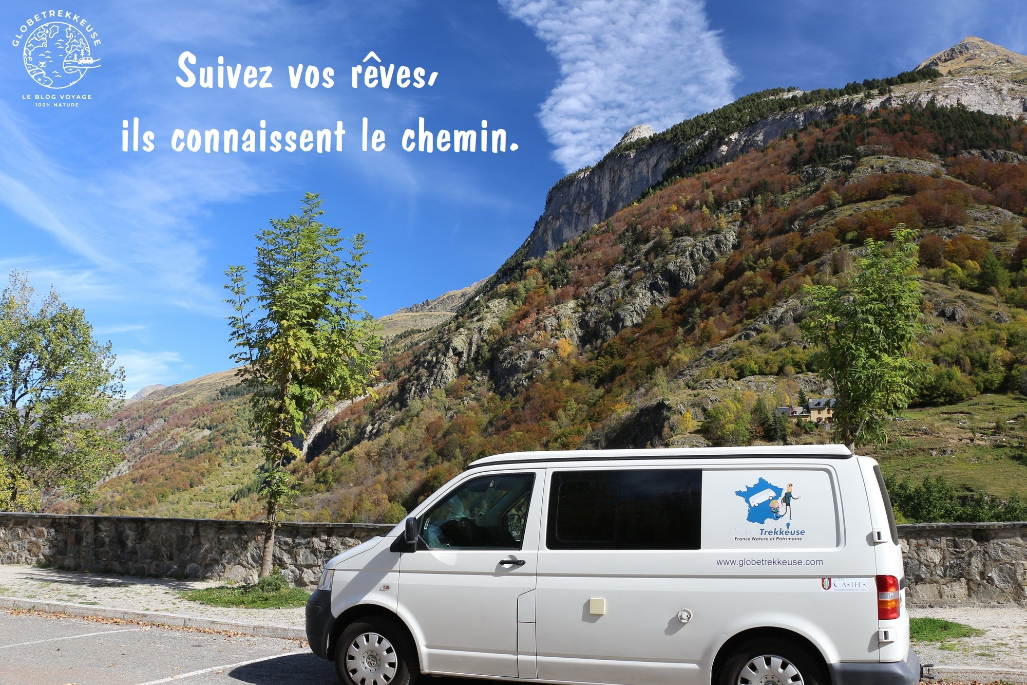 roadtrip van enfant vanlife