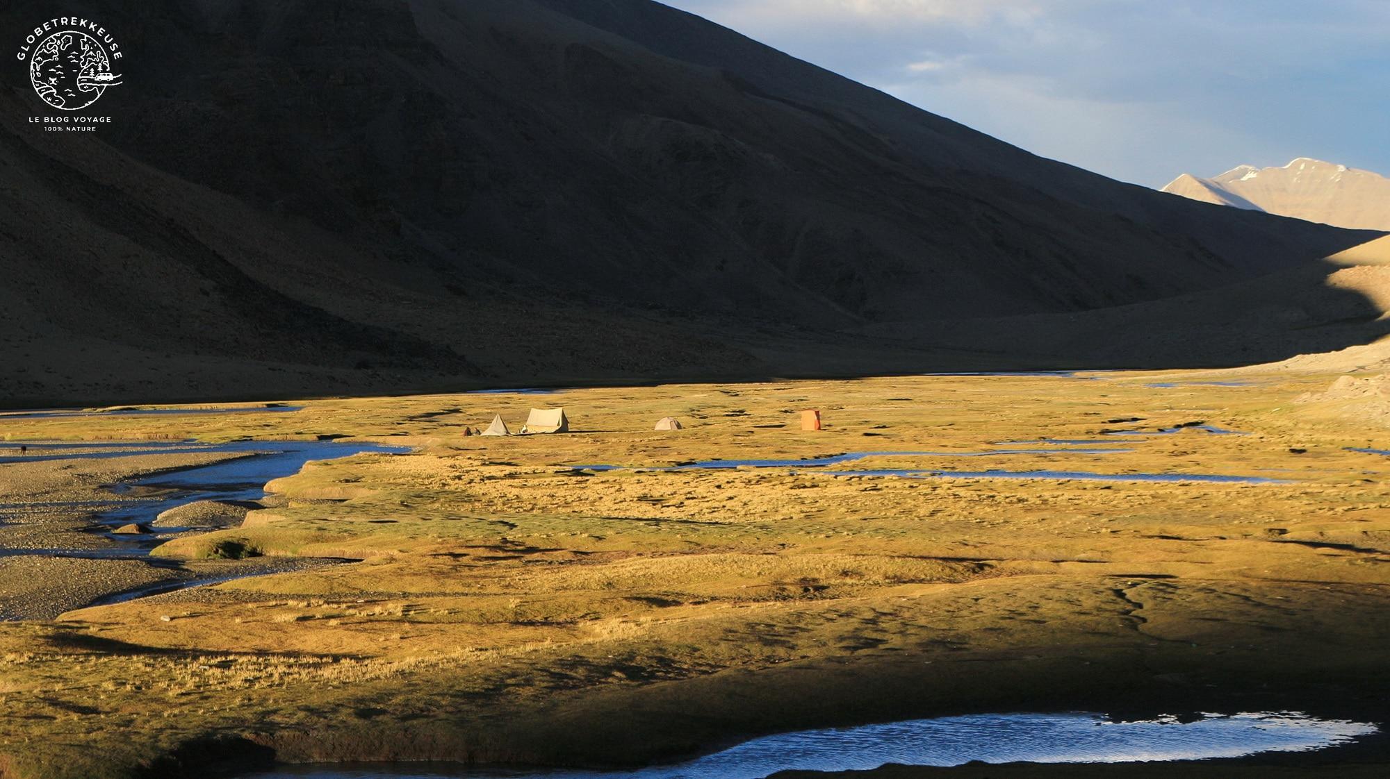 sejour au ladakh bivouac
