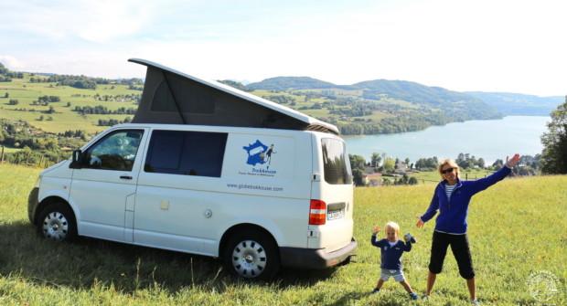 Van aménagé avec un enfant : 10 conseils pour un road trip réussi !