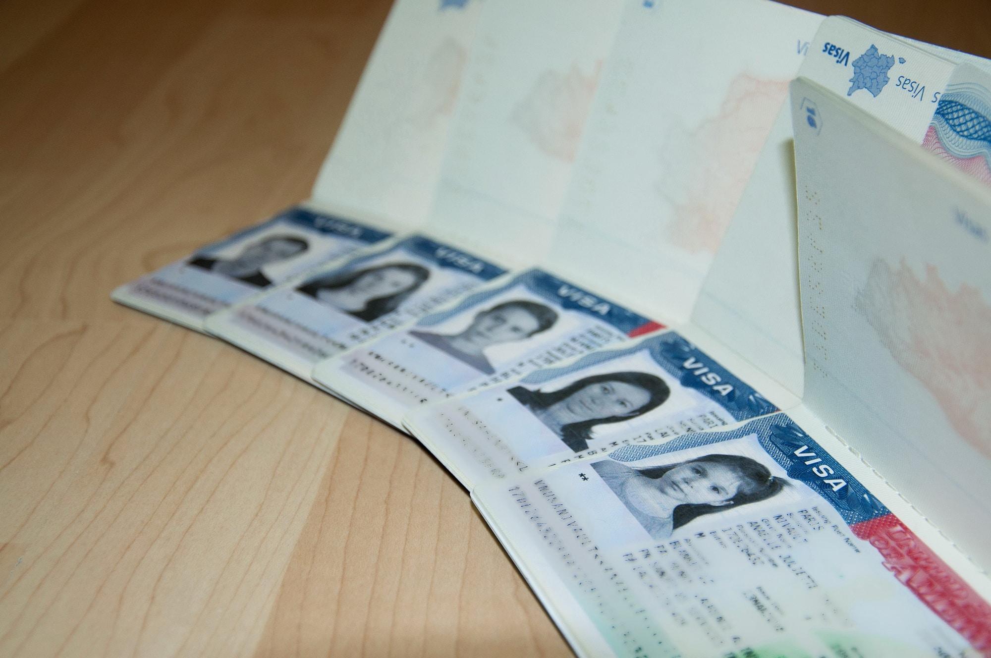 expatries aux usa visa