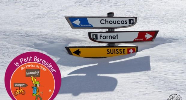 Hiver en Suisse, les P'tits Plus du Petit Baroudeur de Champéry