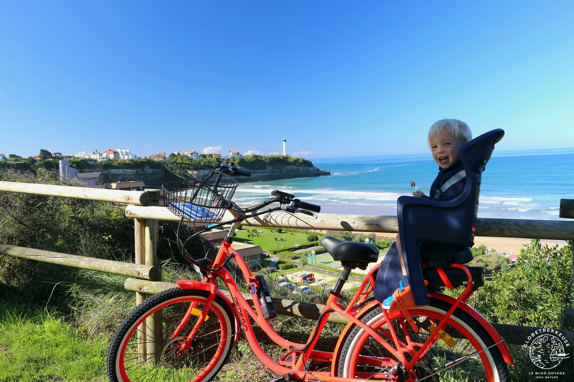 3 jours au pays basque anglet velo