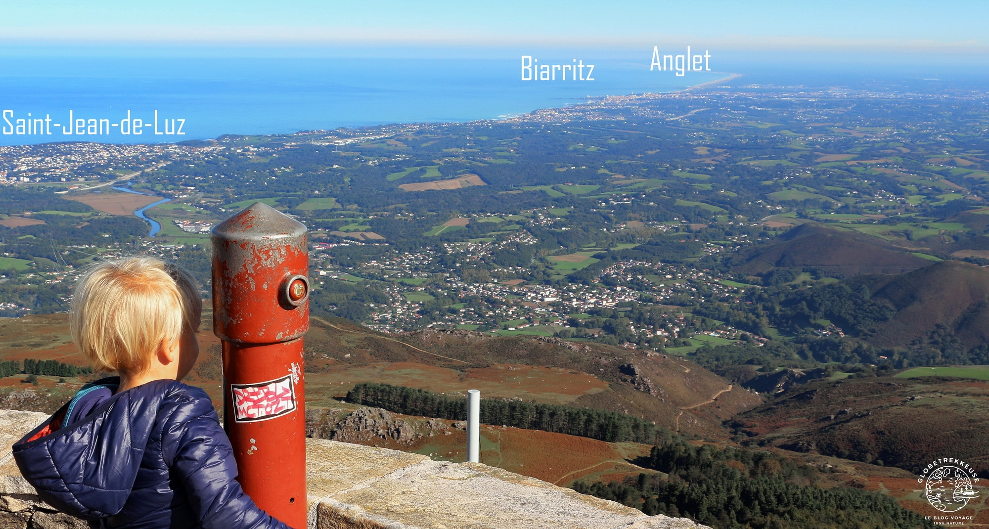 3 jours au pays basque rhune