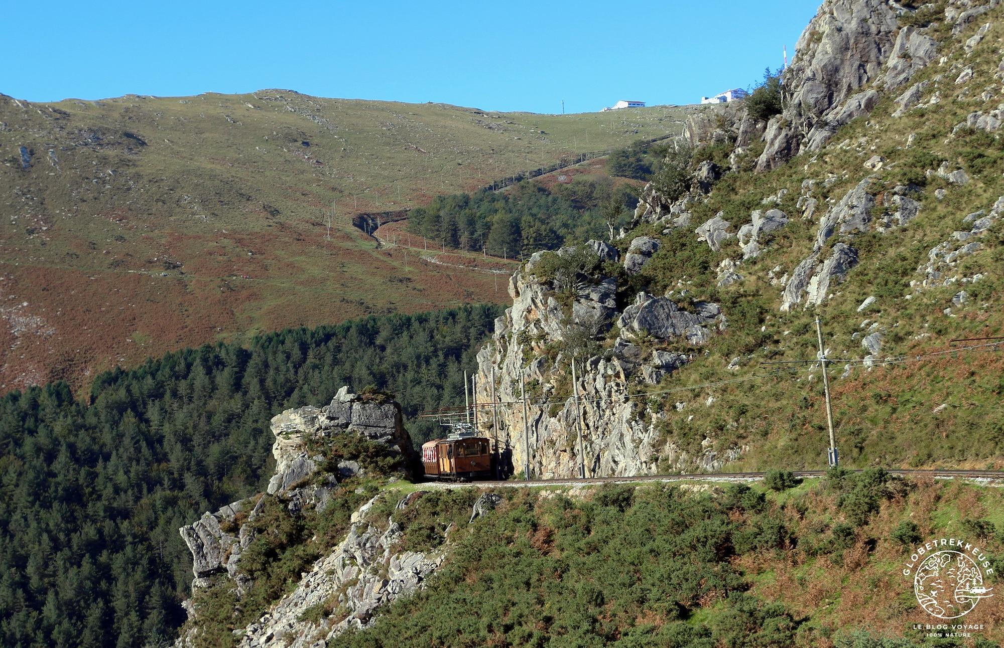 3 jours au pays basque train rhune
