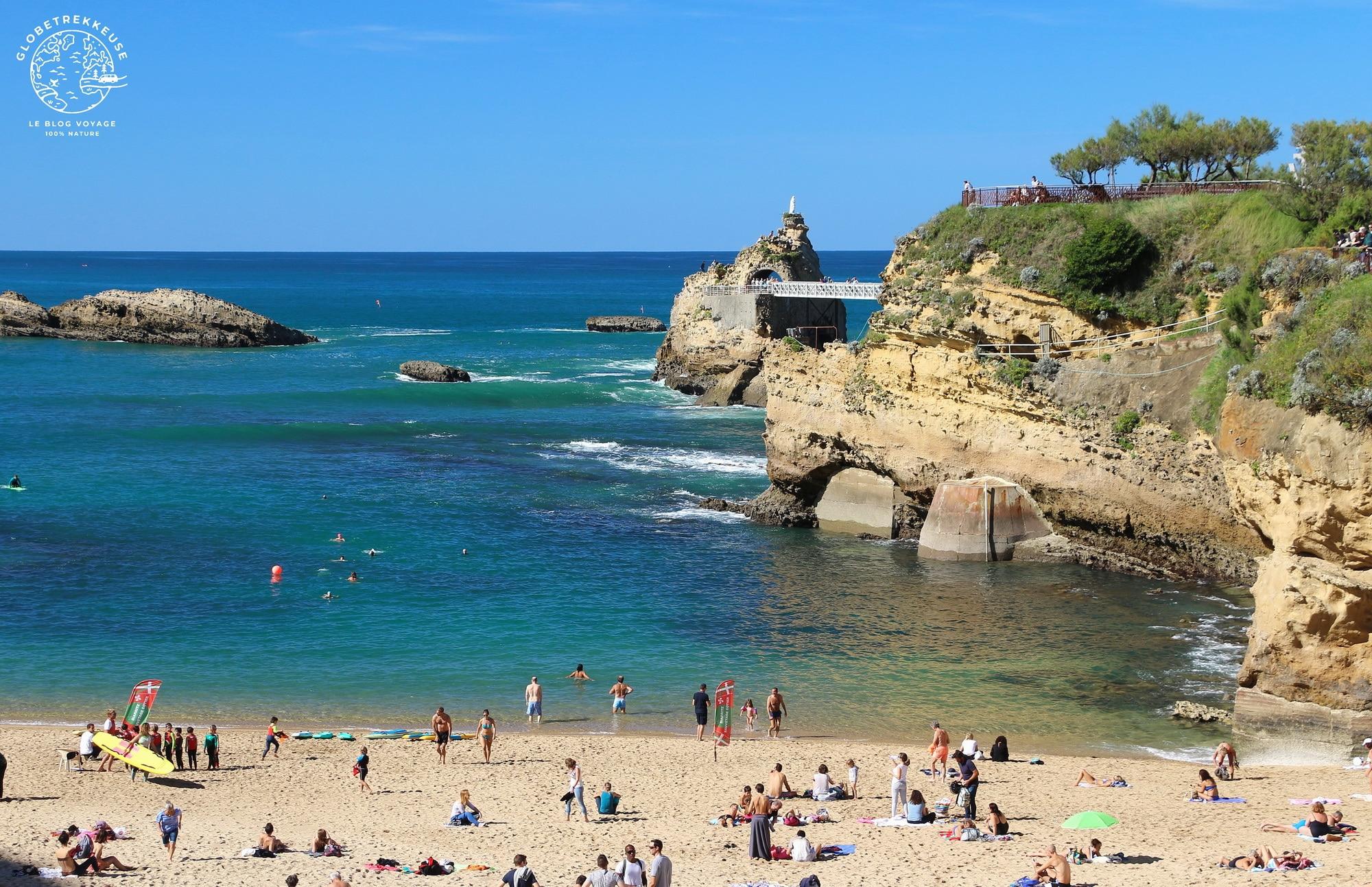 3 jours pays basque biarritz