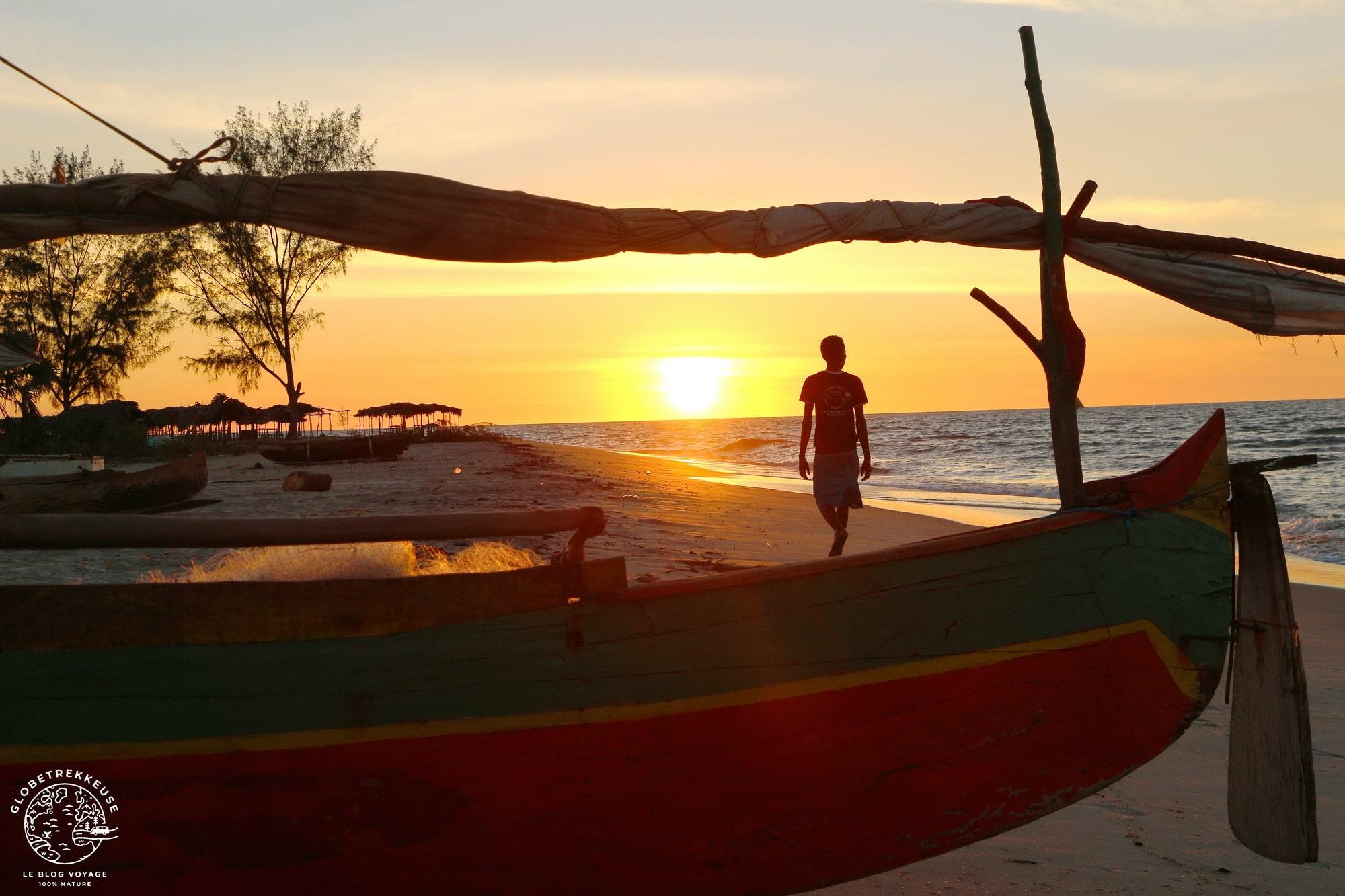 tourisme responsable madagascar coucher soleil