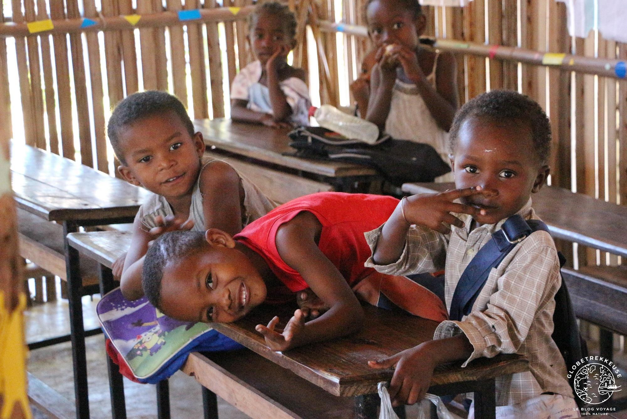 tourisme responsable madagascar enfants