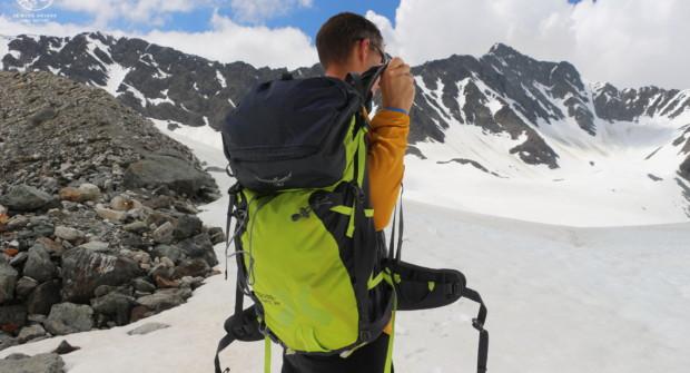 Sac à dos OSPREY Mutant 38, profilé pour la haute montagne !