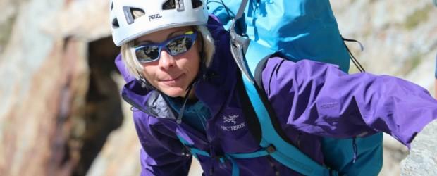 Veste Arc'teryx Beta AR, test complet jusqu'au sommet du Mont-Blanc !
