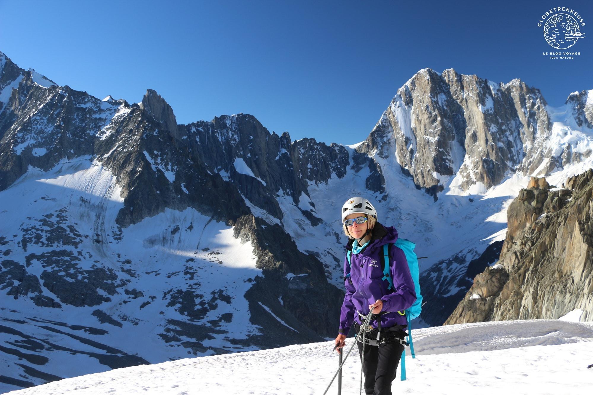veste arc'teryx beta ar femme alpinisme