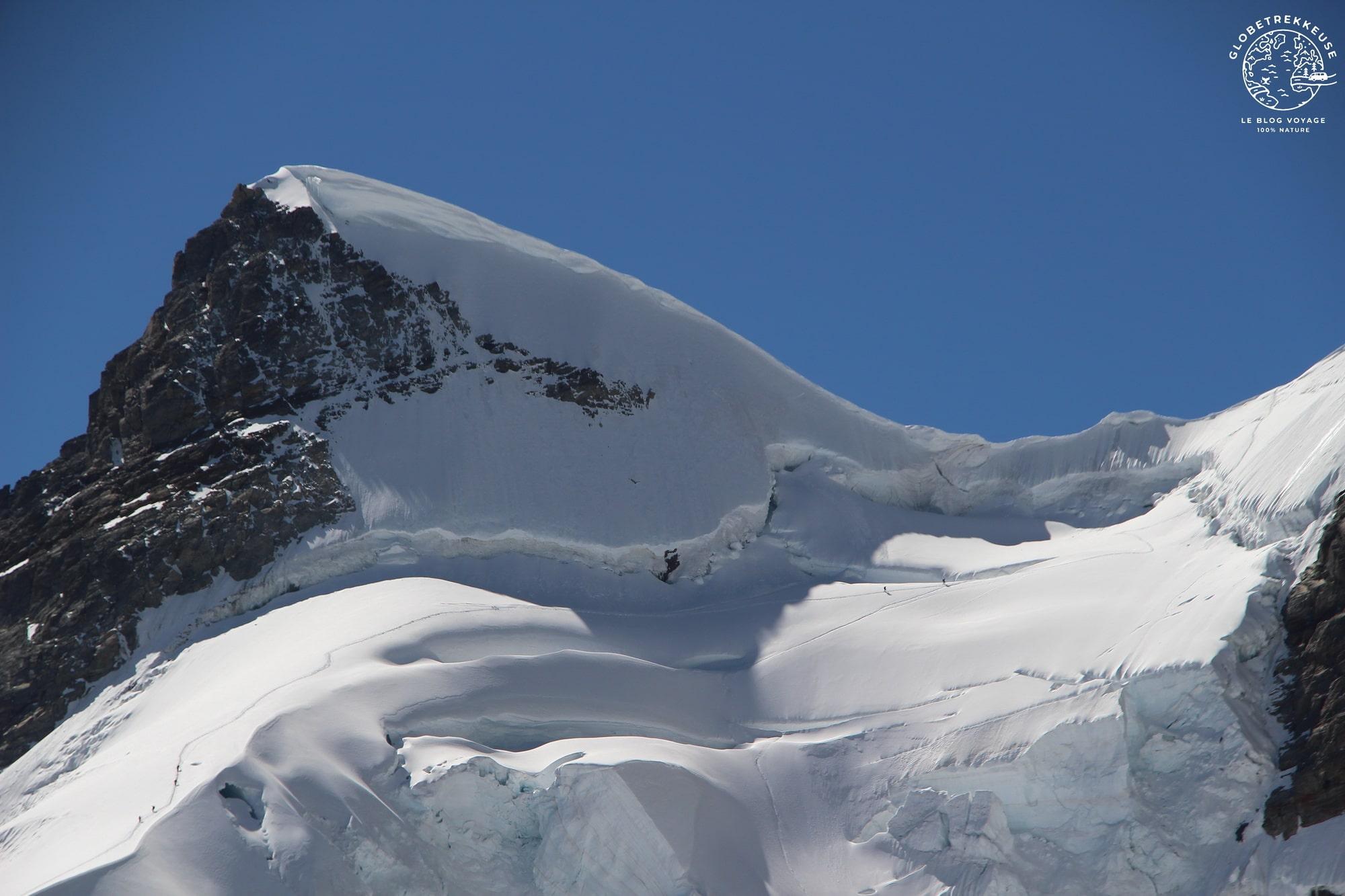 jungfraujoch panorama jungfrau