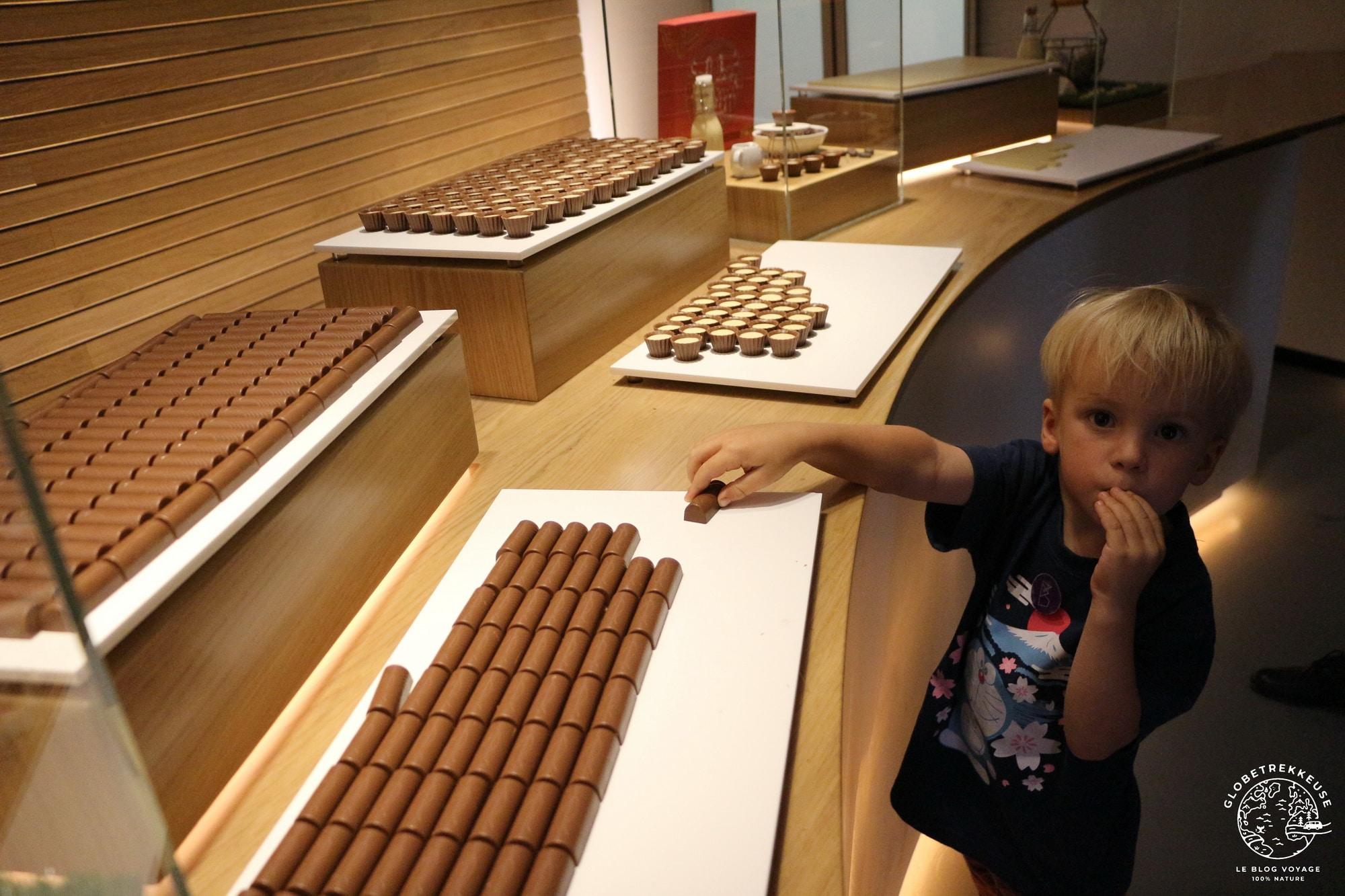 train du chocolat cailler suisse