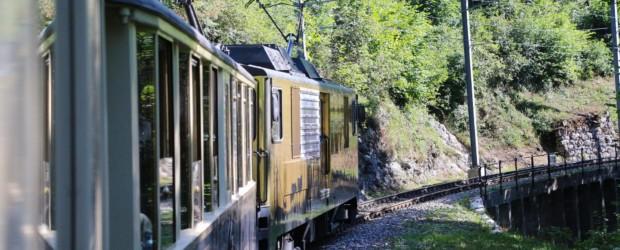 Train du Chocolat, escapade 100% suisse du Lac Léman au village de Gruyères