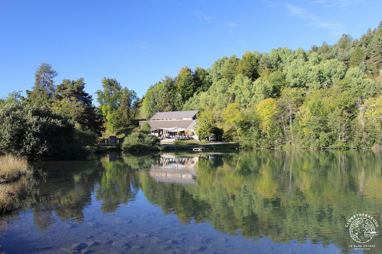 Serre-Poncon lac apollinaire