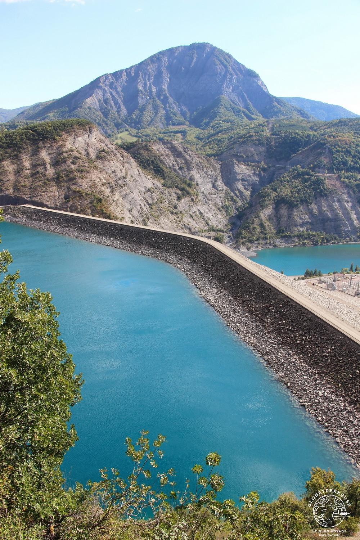 barrage du lac de Serre-Ponçon