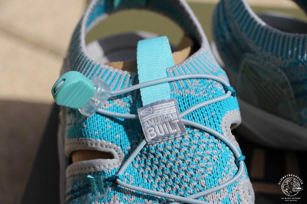 sandales keen evofit lacet