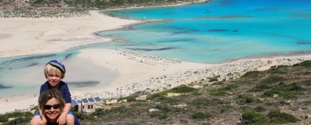 Voyage en Crète, les plus beaux paysages de la Côte Ouest
