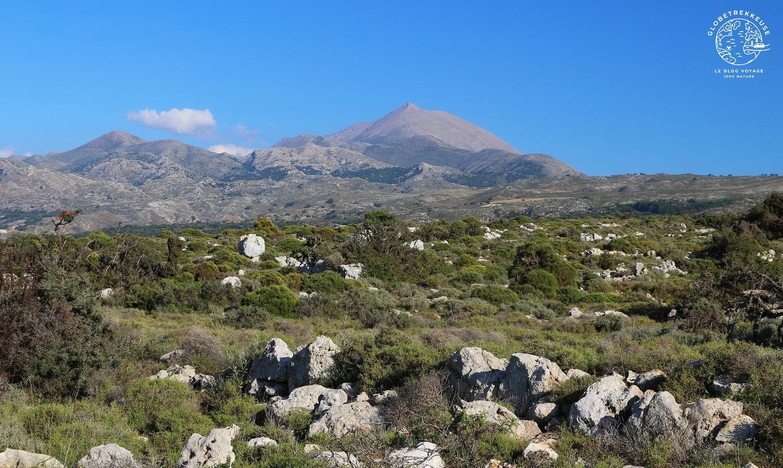 voyage en crete mont psiloritis